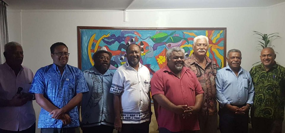 PM Salwai: Vanuatu maintains its support to the struggle of Kanaks