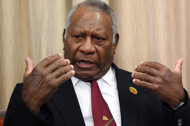 Vanuatu to select president next month