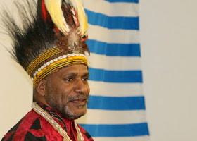 Chairman ULMWP Benny Wenda speech West Papuan To Be Unite
