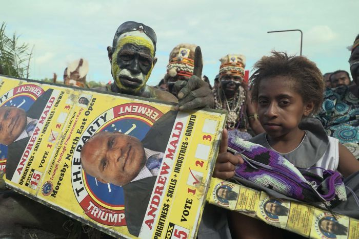 Papua New Guinea election descends into chaos amid violence and claims of bribery