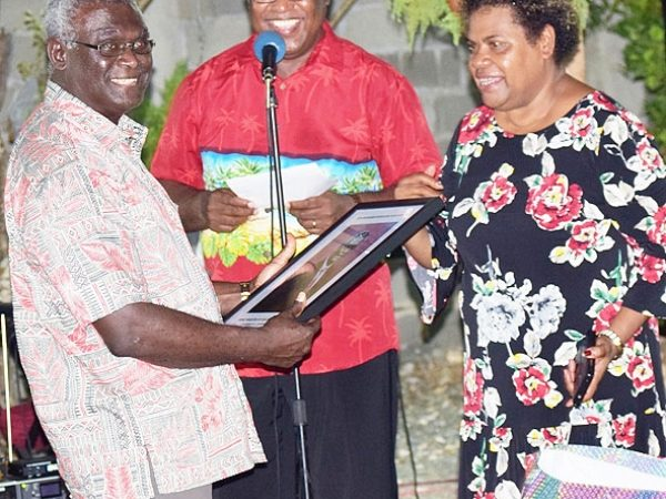 Sogavare Farewells Staff, Calls for Continuous Support to Successor