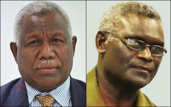 Hou for PM and Sogavare for Deputy PM