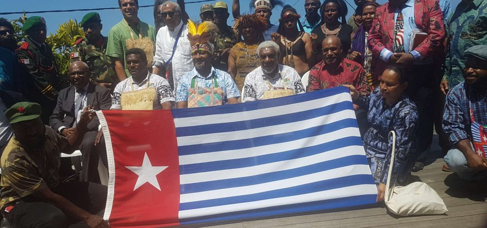 Head of Vanuatu Delegation to the 105th ACP Ministerial Session