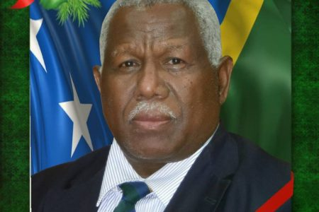 Christmas Message from the Solomon Islands Prime Minister in Honiara