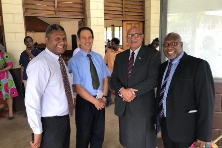 Fiji President calls for reverence for God