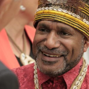 Wenda elected as new head of West Papuan liberation movement