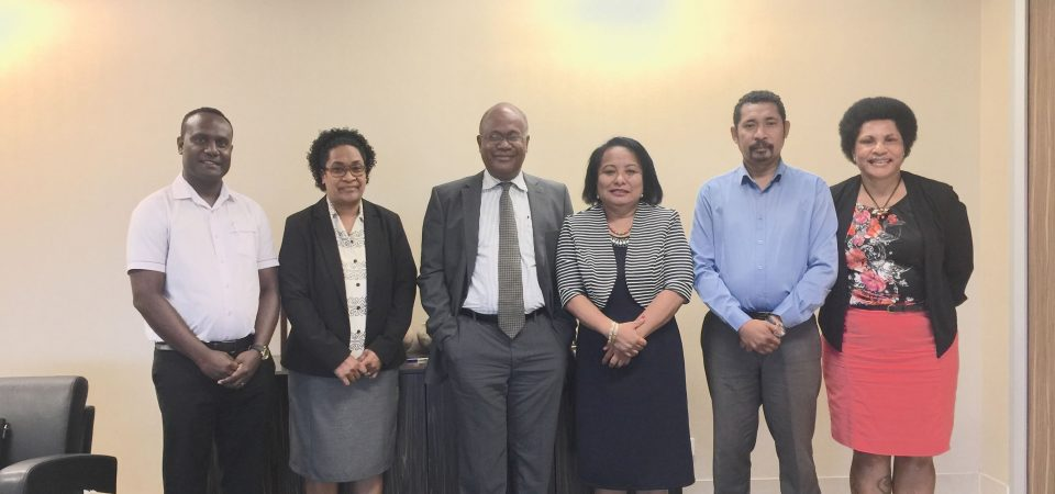 Papua New Guinea begins finalizing preparations to host the 21st MSG Leaders' Summit