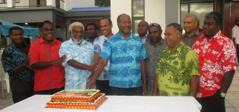 A sea change in Vanuatu politics?