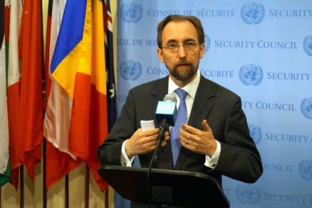 UN Human Rights chief notes struggles in Papua
