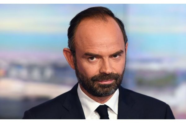 PM Prancis Edouard Philippe (Foto: AFP)