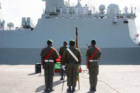 Chinese Military Bases in Vanuatu 'impossible'