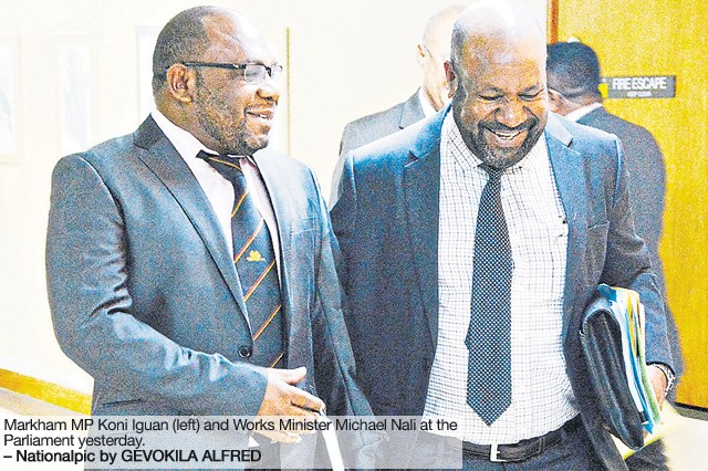 Tribal fighting becoming an industry, says Nali
