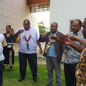 PM Salwai: on the occasion of the lauching of The Vanuatu National Financial inclusion Strategy 2018-2023
