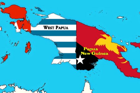 Hundreds of Papuans rally as independence leaders declare provisional government on 'road to independence' from Indonesia