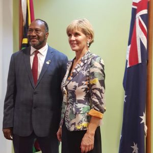 No Chinese military base in Vanuatu: PM Salwai reiterated to Australia