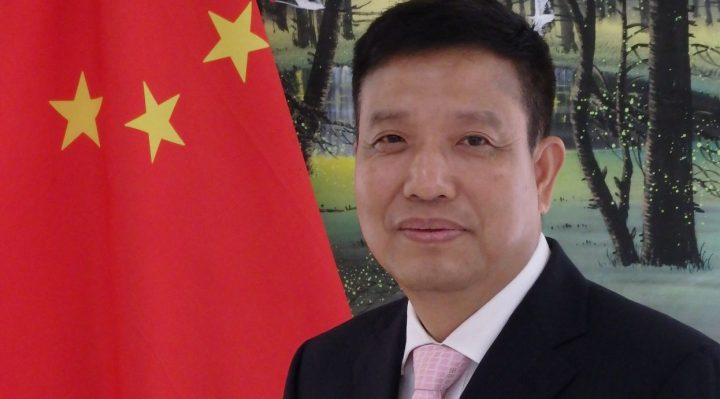Chinese Ambassador to the Republic of Vanuatu