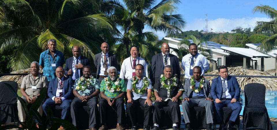 7th HoM discuss way forward for Vanuatu's Foreign Policy