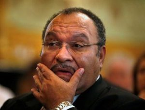 Papua New Guinea Prime Minister Peter O'Neill unhappy at Australian move over Bougainville