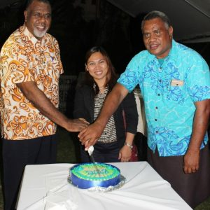 Pacific journalist launch environment network