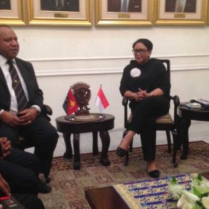 Pato reaffirms PNG's position on West Papua to Jakarta