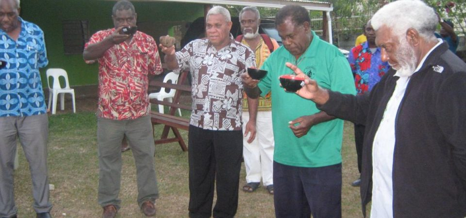 "Vanuatu Speaker of Parliament Says ""Sorry"" to Joe Natuman"
