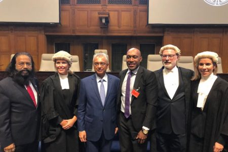Vanuatu Makes History in the Hague