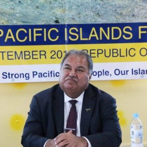 Nauru faces pressure ahead of Pacific Island Forum