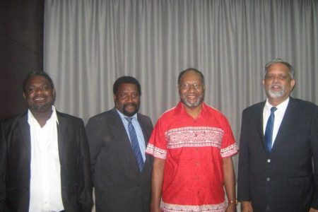 3 New MPs Ampointed into Vanuatu Government