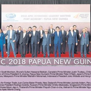 APEC Summit in POM is Not Just About Papua New Guinea and Peter O'Neill