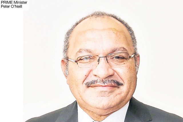 Peter O'Neill: Enjoy PNG