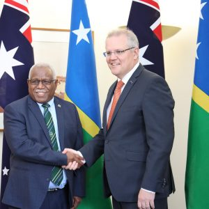 PM Hou welcomes Australia's new regional initiative