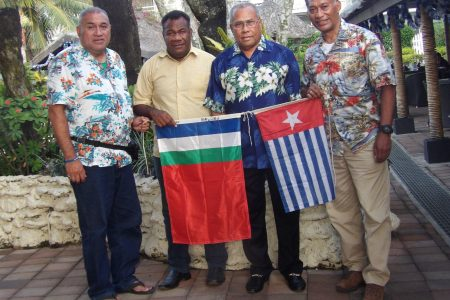 South Maloccans believe God has chosen Vanuatu