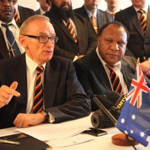"Vanuatu Foreign Minister: Melanesian Spearhead Group ""Failing"""