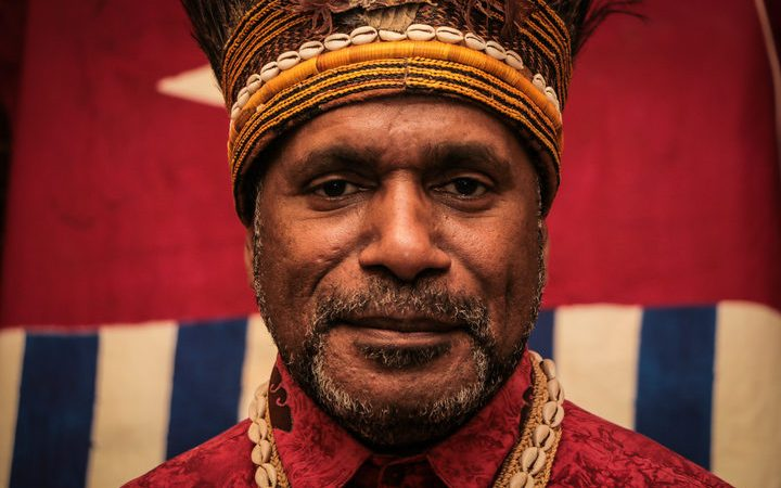Benny Wenda says West Papua Liberation Army not criminals
