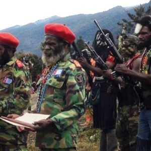 West Papua Liberation Army refuses to surrender