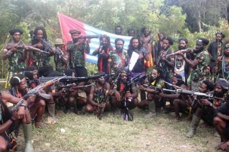 West Papua Liberation Army claims responsibility for Papua killings