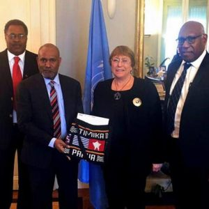 West Papua: 1.8 million signatures can't be wrong