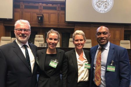 International Court of Justice and the Chagos Archipelago Advisory Opinion