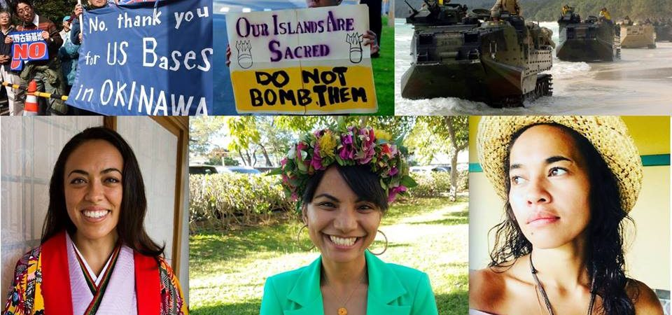 Movement to push U.S. military out of Pacific Islands comes to Seattle