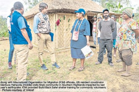Hela and SHP still need humanitarian help: UN