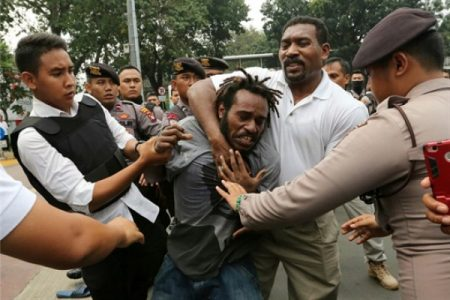 Indonesia is cementing control over West Papua