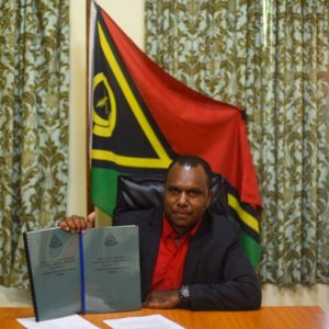 Minister Napuat Announces Vt1 Million Constituency Allocation for Councillors