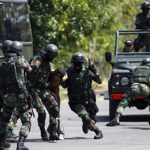 Indonesian military dismisses negotiation with Papuan guerillas