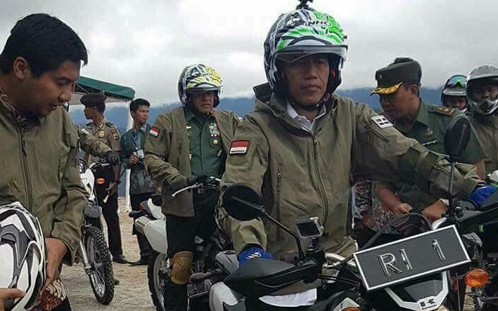 Indonesian military to complete Trans-Papua Highway