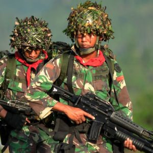 Indonesia deploys 600 soldiers to Papua for road project