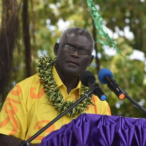 Sogavare: we leave behind $188M plus cash reserve
