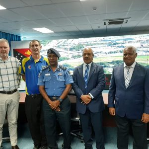 Residents, Business Houses and Diplomatic Corps Assured PNG Capital Covered CCTV