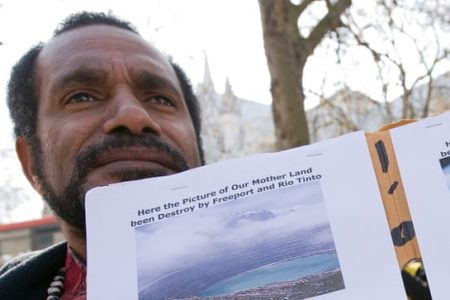 West Papuan independence group says it is 'ready to take over country'