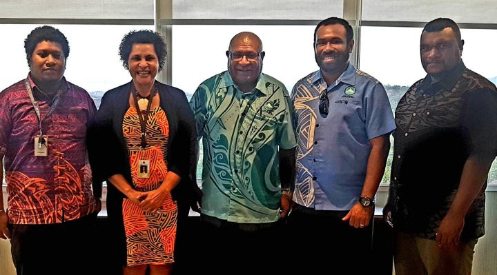 MSG-Team-Meats PNG Government