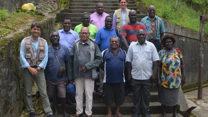 Bougainville leader calls for unified choice in referendum